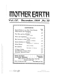 Mother Earth Vol IX No 10